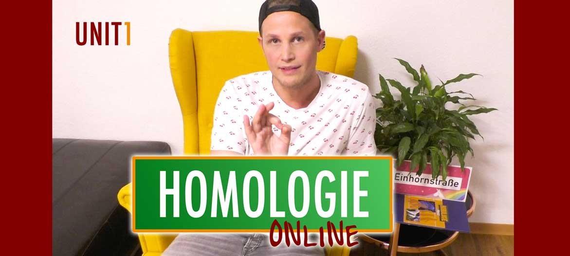 Neu: HOMOLOGIE Online